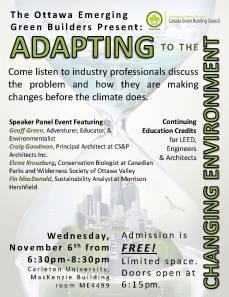 Speaker Panel Poster